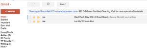 Inbox Almost Zero